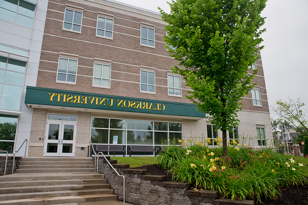 Capital Region Campus entrance