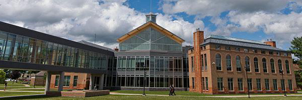 Clarkson Student Center building